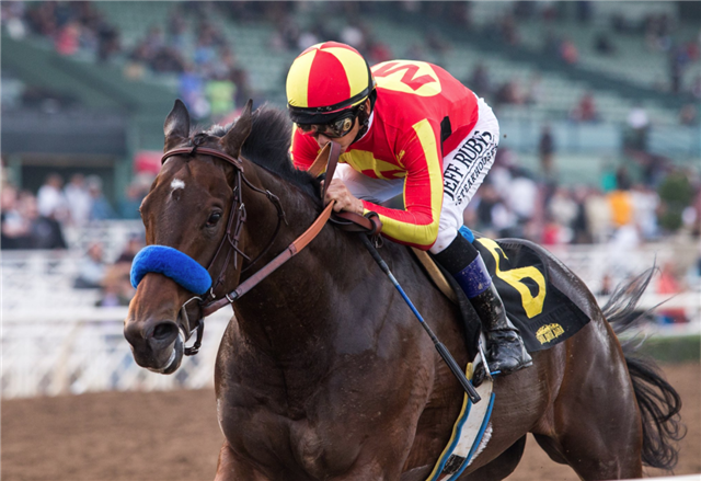 Bolt d'Oro wins San Felipe after McKinzie is disqualified