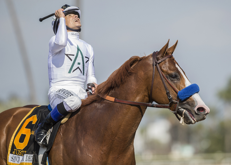 Justify S Retirement Leads To Reflection On A Short Career