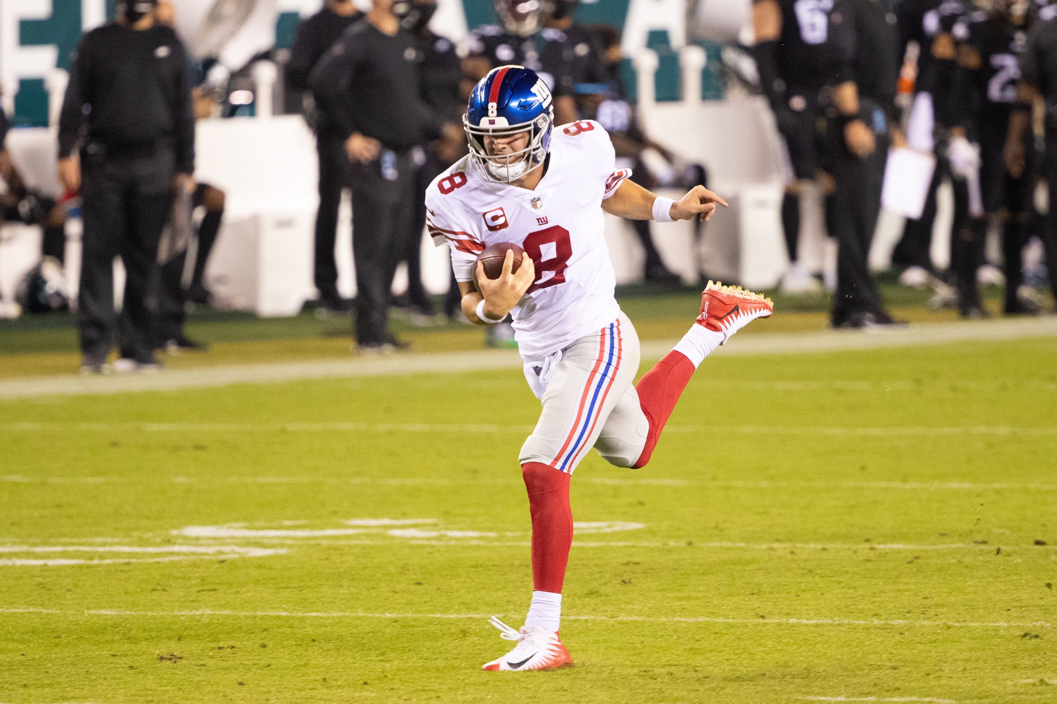 How much money is bet on giants football this weekend lay betting horses in texas