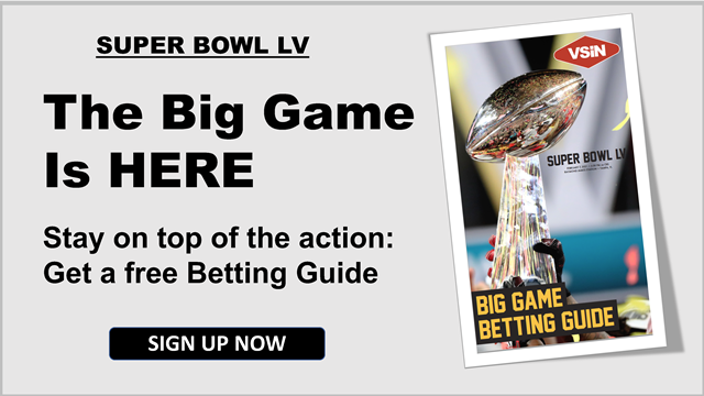 betting action on super bowl