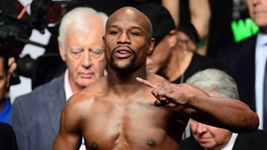 Floyd Mayweather vs. Colin McGregor