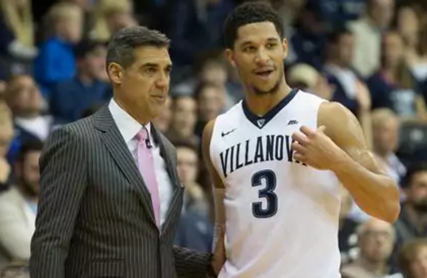 Jay Wright, coach of Villanova